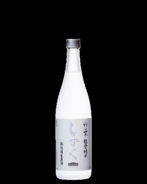 「竹葉 能登純米しずく 生原酒」の画像検索結果