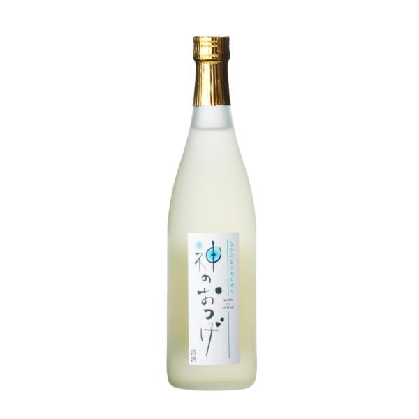 神のおつげ 石川県奥能登の日本酒酒蔵 数馬酒造