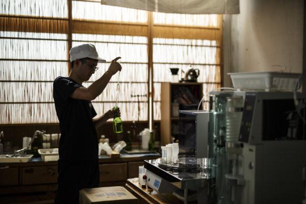 責任醸造 石川県奥能登の日本酒酒蔵 数馬酒造